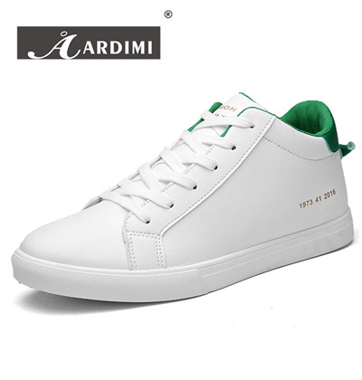 HOT SELL solid ankle men flat font b shoes b font font b casual b font