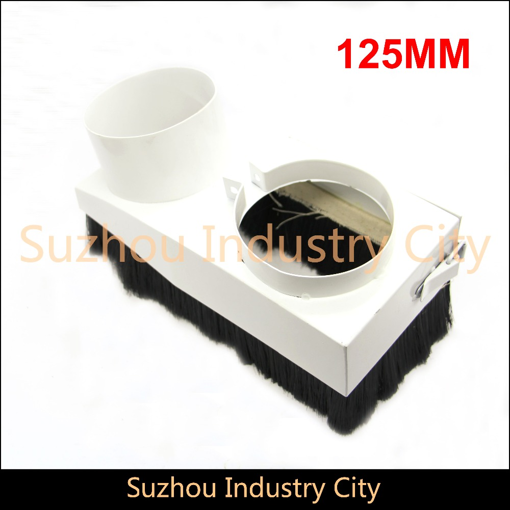 Diameter 125mm dust-proof cover  CNC Rounter Vacuum Cleaner Dust Cover protection for CNC woodworking engraving machine ! dust cover for cnc machine dust proof height 200mm