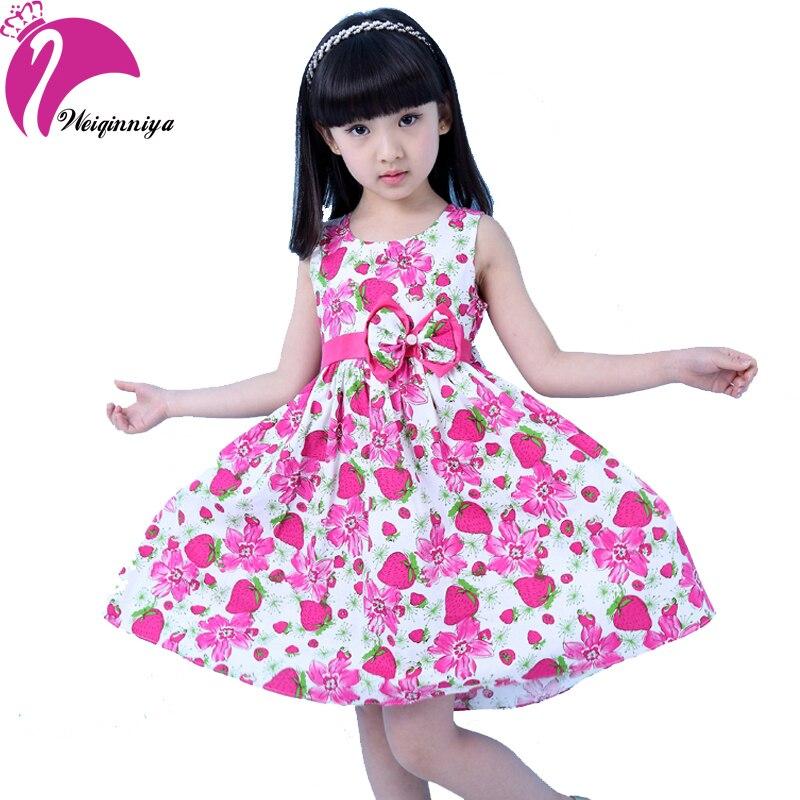 93ac1df4e Compra strawberry dresses for girls y disfruta del envío gratuito en  AliExpress.com