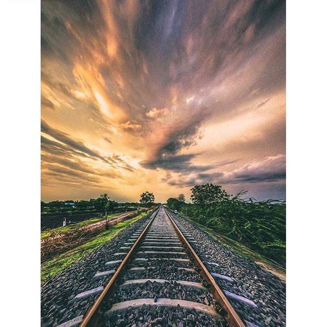 Endless Railroad