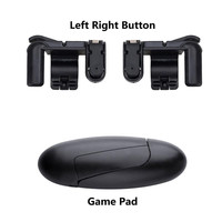 PUBG Mobile Game Phone Gamepad Controller Gaming Joystick Aim Key Shooter Trigger Fire Button Game Pad Handle Stand STG FPS      3