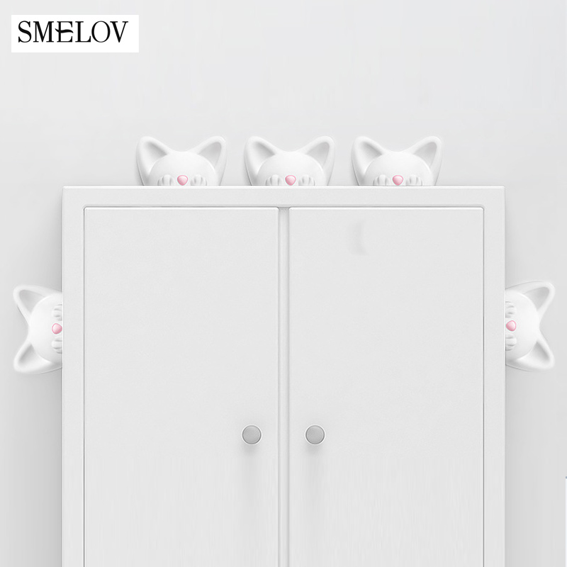 Furniture Anti-dumping Joint Holder Children Safety Protection Bedside Table Drawer Cabinet Anti-tipping Device Corner Guards
