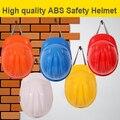 Nova ABS Capacete de Segurança Chapéu Duro Para Trabalhador De Construção De Trabalho de Bicicleta capacete de Ciclismo Capacete Da Motocicleta