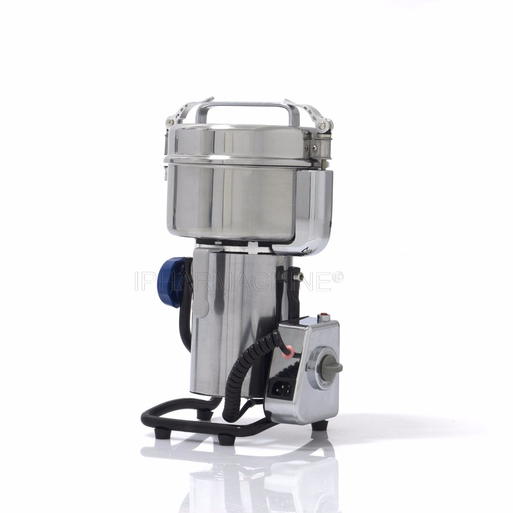 YF 150 Large capacity Stainless steel Electric Mill crusher grains powder grinder machine pepper Herb grinding machine (220V)