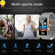 Smart Bracelet ECG watch Heart Rate Blood Pressure Monitor Fitness Tracker Watch 2019 new Wristband Multi-sports Mode Band