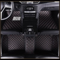Custom Car Floor Mats For Audi A6 C5 C6 C7 A4 B6 B7 B8 S5 S6 S7 S8 SQ5 Car Styling Accessories Floor mats Carpets