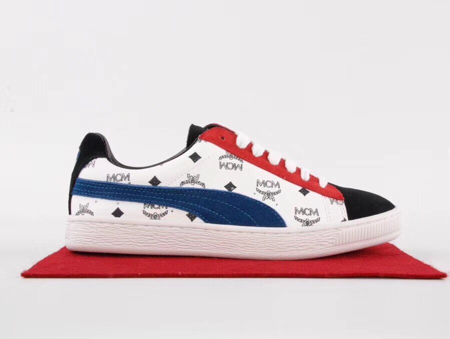 New arrive Puma by Rihanna Suede Creepers women's and men shoes Breathable Badminton Shoes Sneakers size 36-44