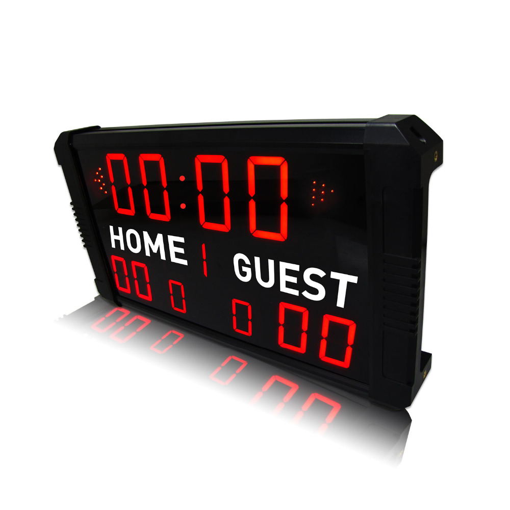 Ganxin Portable Sports Electronic Scoreboard Led Digital 7 Segment Count Down Alarm In Clocks From Home Garden On Alibaba Group