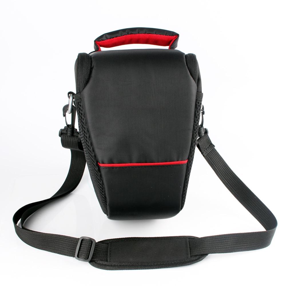 Camera Bag Case Cover Per Canon EOS 200D 77D 7D 80D 800D 1300D 6D 70D 760D 750D 700D 600D 100D 1200D 1100D 550D SX60 SX50 SX540