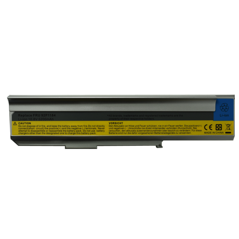 HSW rechargeable laptop battery for thinkpad 3000 N200 C200 N100 FRU42T4514 FRU42T5212 FRU42T5256 FRU92P1184 FRU92P1186 battery in Laptop Batteries from Computer Office