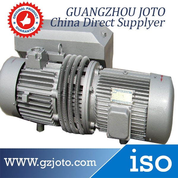 цена на DX-063 Oil Sealed Rotary Vane Vacuum Pump 63m3/H 1.5kw 380V Air Vacuum Pump