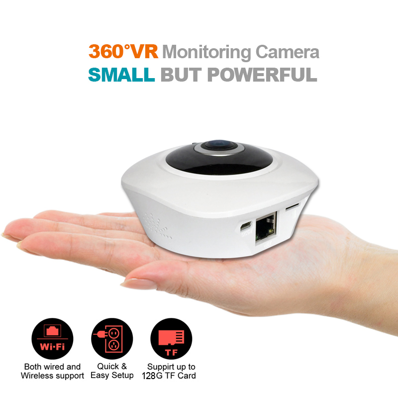 3MP VR Panoramic View Cameras