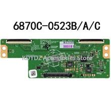 Хорошая тестовая T-CON плата для 6870C-0532B 6870C-0532A 6870C-0532C V15 FHD DRD 43E390E