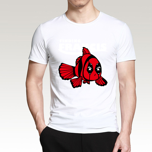 Deadpool Finding Francis T-Shirt