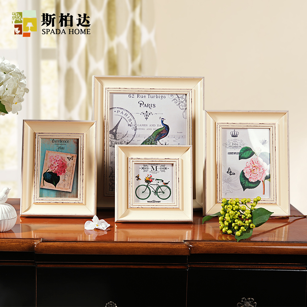 46710 inch photo frame baby european retro style picture frames 46710 inch photo frame baby european retro style picture frames a4 photo frames for picture home decor in frame from home garden on aliexpress jeuxipadfo Images