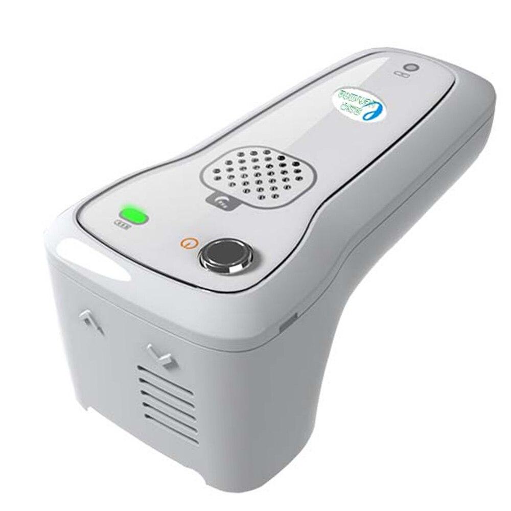 Telespectador veia finder portátil fácil de usar para encontrar a veia e injeção veia encontre locater detector veia BVF-263
