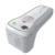 Veia finder portátil fácil de usar para encontrar a veia e injeção veia encontre locater detector veia BVF-263