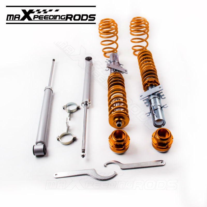 Coilover Suspension Struts Amortisseur pour VW Polo 6R pour Audi A1 Sportback Abaissement kit