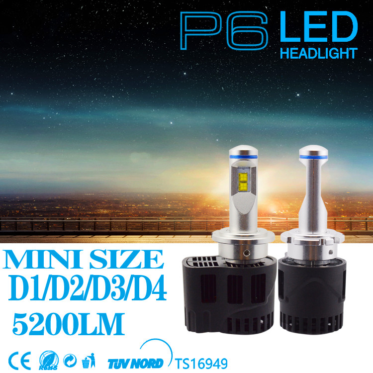 Led D1 D2 D3 D4 110W MZ LED Car Headlight Canbus Kit 3000K 5000K 6000K Free Shipping Replace Headlamp 5200LM Bulb Headlight Kits 2pcs canbus error free 55w 5200lm bulb d1 d2 d3 d4 car led headlight bulbs conversion kit super bright auto headlamp 5000k 6000k