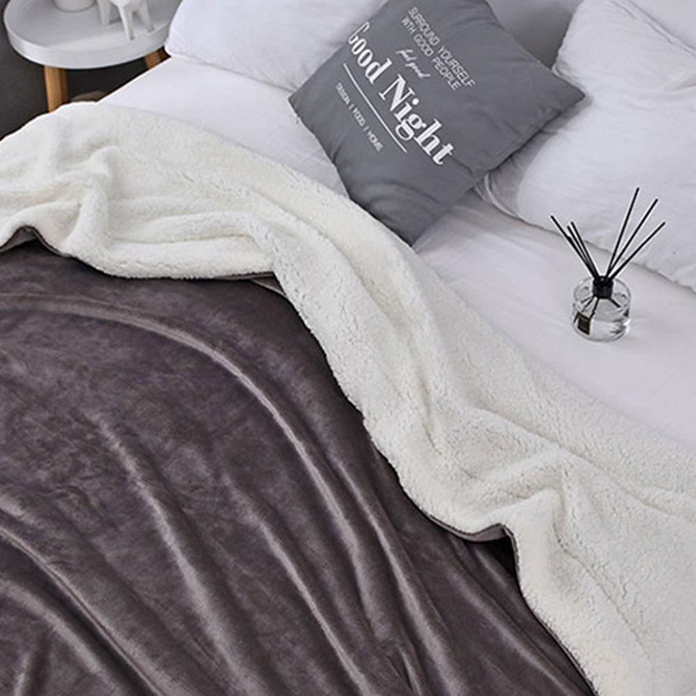 120 см зимнее теплое мягкое плюшевое одеяло для простыни из искусственного меха, покрывало на кровать, покрывало на новоселье, отельное одеяло, 4 цвета, для спальни, дивана