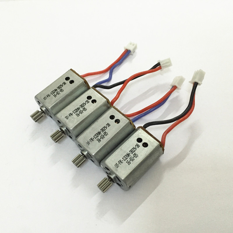 Motors For Syma X8G Motor engine RC Quadcopter Spare Parts For Syma X8 Replacements Accessories RC helicopter X8G Motors syma s5 rc helicopter spare parts motor a