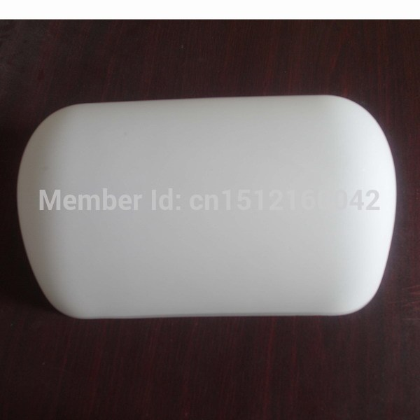 White glass bankers lamp shade cover only in table lamps from lights white glass bankers lamp shade cover only aloadofball Images