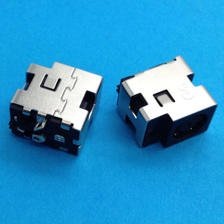 Image 4 - 1x DC Power Jack Socket Port FOR HP Compaq DV3 DV4 DV5 DV6 DV7 DV8 Series-in Computer Cables & Connectors from Computer & Office