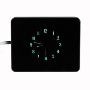 Image 2 - VFD Clock Pointer Clock Aluminum Case USB Powered Analog style with  USB data line