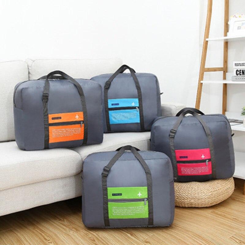 Travel Bag Weekend Bag Luggage Organizer Reistas Handbags Packing Cubes Large Capacity Duffle Bag Women Nylon Folding Unisex 30