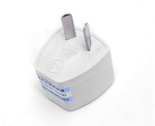 Universal Travel Adapter Plug For Auatralia/New Zealand