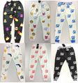 2014 Newest 100 Emoji Joggers Pants White/Black/Blue/Red For Men/Boy Jogger Sweatpants Trousers Cartoon Outfit Harem Pants