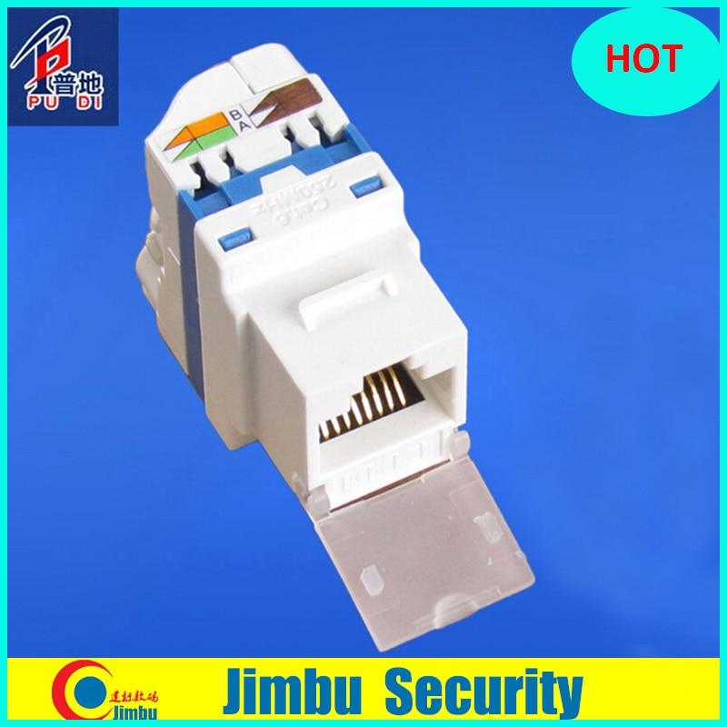 все цены на PD six gigabit PD-006-C6 network card free swirl Gigabit broadband module 250MHZ module CAT.6 module онлайн