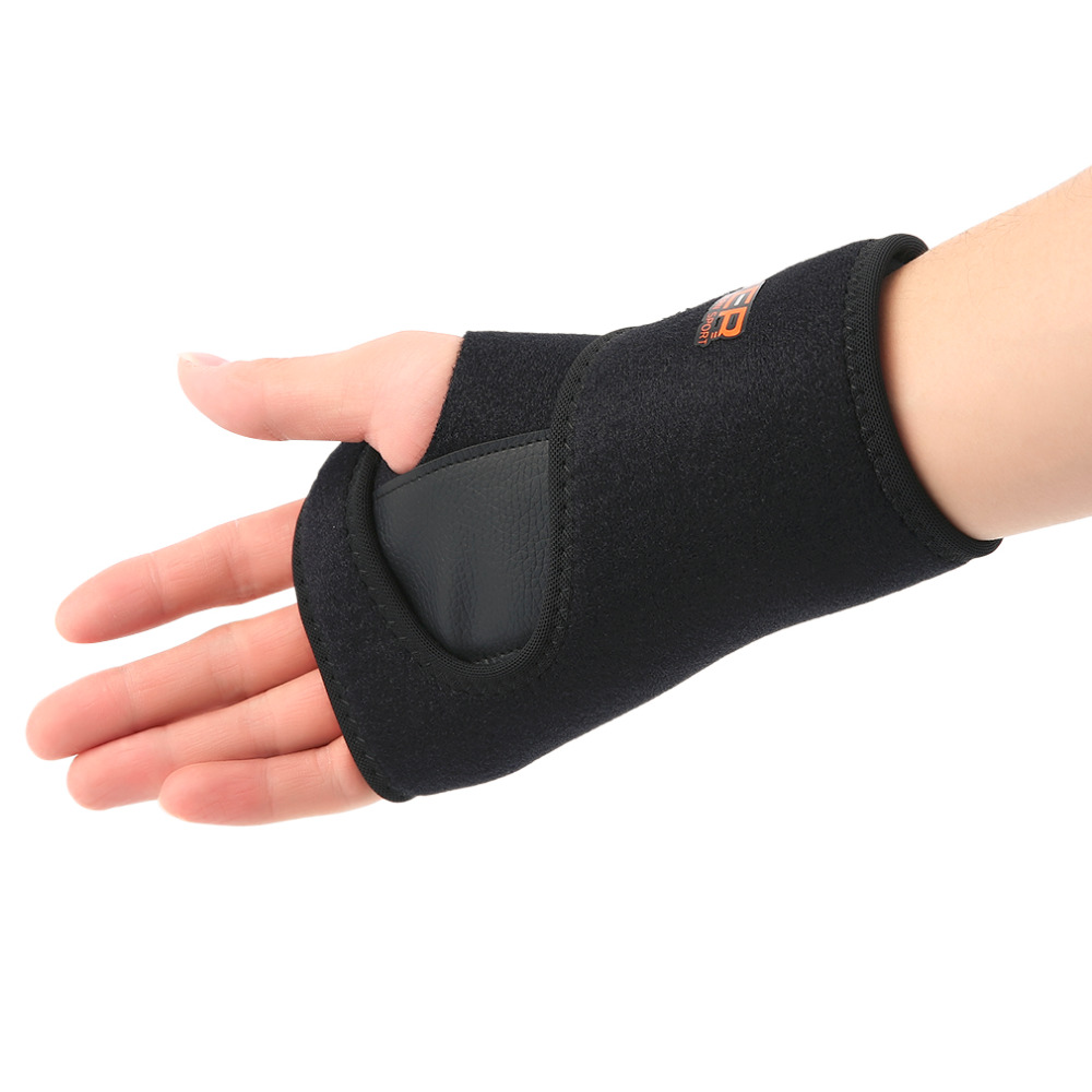 Shop2921009 Store 1Pc Adjustable Sport Hand Wraps Wrist Protective Gear Training Wristband Bracers Safety SweatBand Strap Support Wrister Bandage