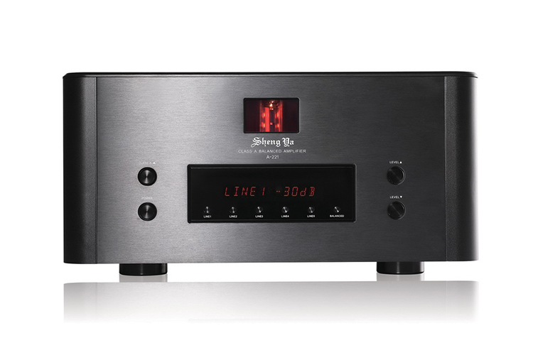 Shengya A-221 High-level Class A Pure Combination of Tubes and Gallbladder Full-balanced Amp HIFI Amplifier Hybrid Amplifier