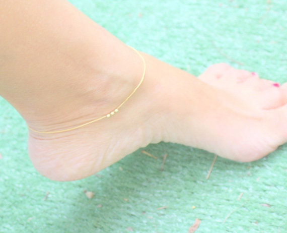 on anklet from gold dainty group in aliexpress name alibaba personalized accessories com jewelry anklets custom item