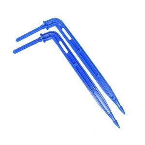 """Image 4 - Garden Irrigation arrow Dripper arrow drip emitter 3/5 hose 1/8"""" micro drip irrigation system water drop garden 25pcs"""