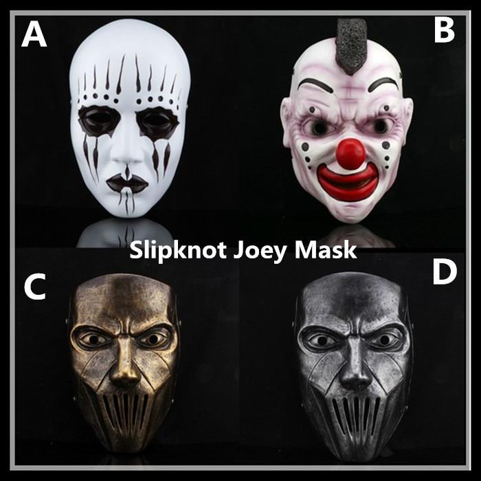 Livraison gratuite Halloween fête Cosplay film masque de couffin Joey-éditions bande de noeud de couffin simulation déguisement masque de cosplay
