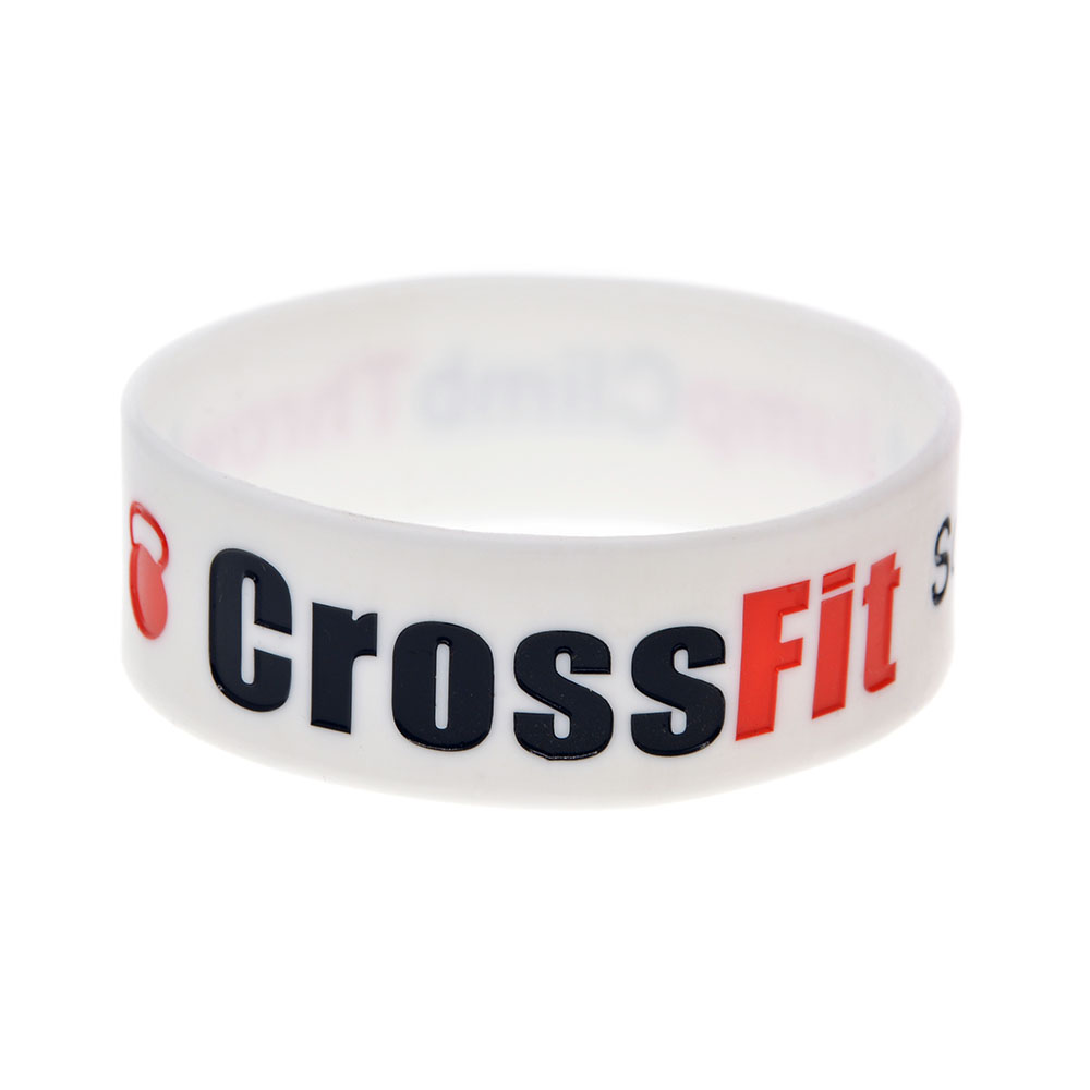 OBH 1PC One Inch Wide CrossFit Squat Jump Climb Throw Lift Pulsera de - Bisutería - foto 2