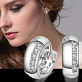 Стерлинг-серебро-ювелирные изделия pendientes mujer серьги 925 плата brincos earing stud orecchini oorbellen женщин кристаллические ювелирные изделия 20