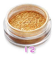 12 Colors Pro Makeup Glitter Powder Eyeshadow Eye Shadow Make Up Pigment
