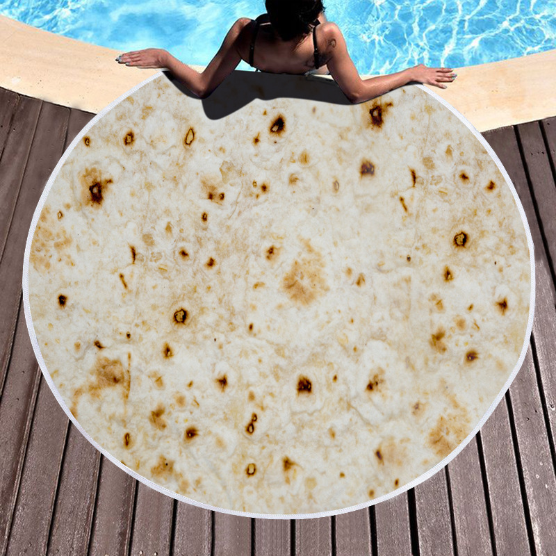 Smart Home Home Automation Modules Ishowtienda Comfort Carpet Creations Realistic Food Novelty Blanket Perfectly Round Tortilla Throw On Bed Sofa Couch