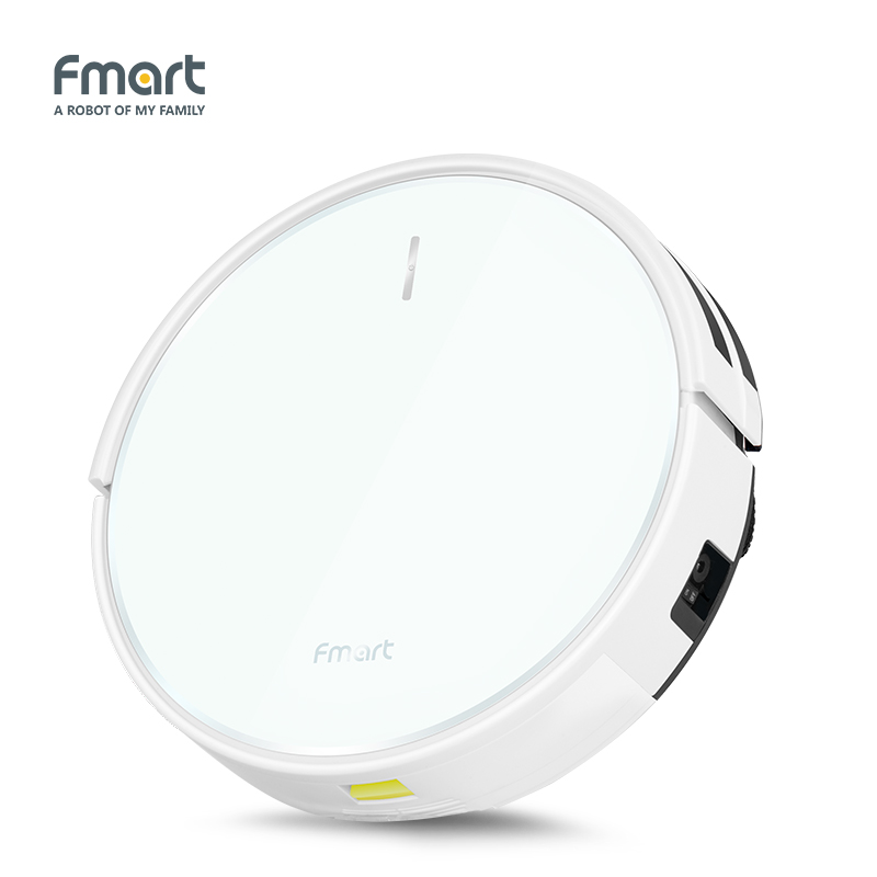Fmart FM R570 Vacuum Cleaner Robot Intelligent For Home Appliances Tempered Glass App Control Automatic Vacuums