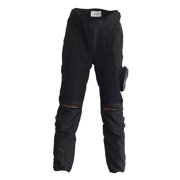 Original motorcycle riding pants Moto off-road racing trousers motorbike protective pants Motorcycle knee guards Protective