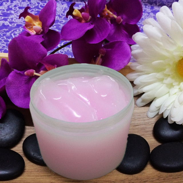 500g Rose Water Cream Moisturizing Facial Care Skin Products Beauty Salon Equipment OEM