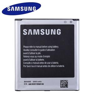 Image 2 - For Galaxy S4 i9500 i9505 i959 i337 i545 i9295 e330s 2600mAh Replacement Battery NFC  Samsung Original B600BE B600BC Battery