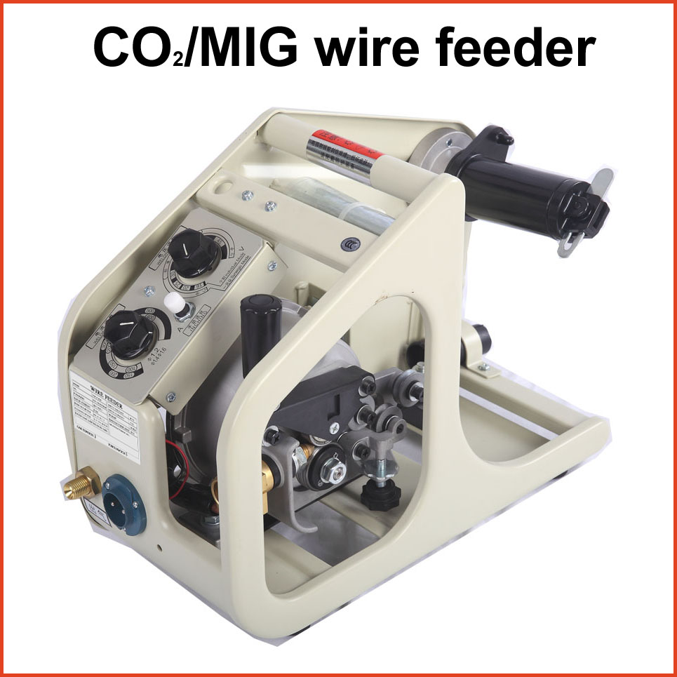 KR 350A 500A wire feeder , wire feeding motor for CO2/MAG MIG welding machine цена