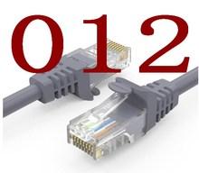 B012 кабель высокого Скорость сети Ethernet плоский кабель для локальной сети UTP патч-маршрутизатор