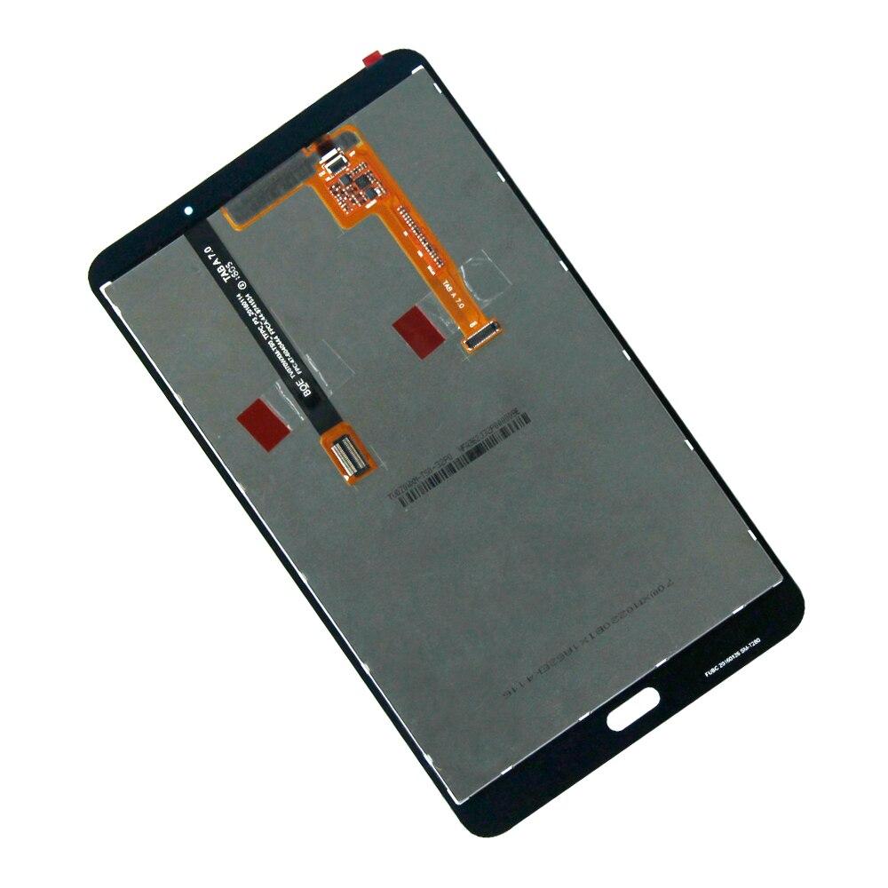 Сенсорный экран планшета ЖК-дисплей Дисплей для Samsung Galaxy Tab 7.0 sm-t280 T280 touch Экран сборки Планшеты Панель ремонт Запчасти