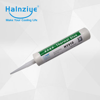 Free shipping!!!HY910 LED silicone thermal glue thermal plaster 330mL(470g)