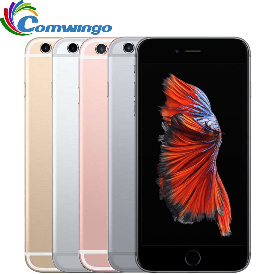 Original Apple iPhone 6S Plus IOS 9 Dual Core 2GB RAM16/64/128GB ROM 5.5'' 12.0MP Camera iphone6s plus LTE Smart used phone
